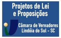 Projetos de Lei e Proposições
